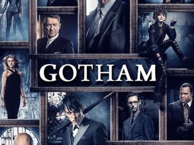 Quem você seria em GOTHAM?