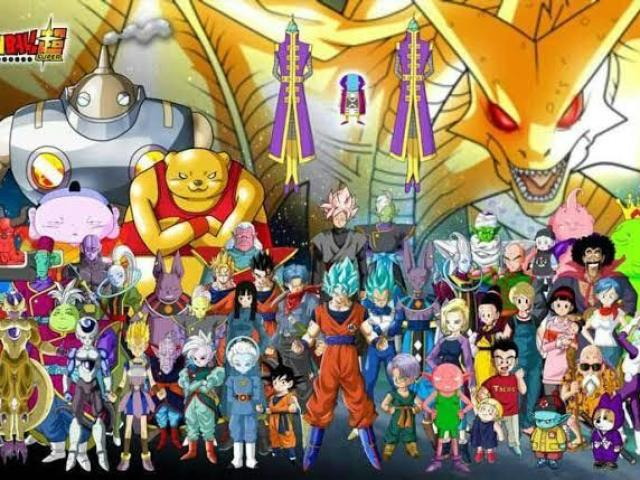 Qual personagem de Dragon Ball você seria?