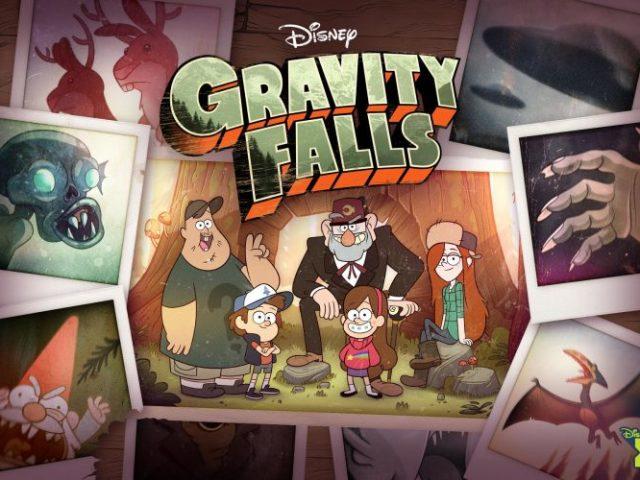 Quem você seria em Gravity Falls?
