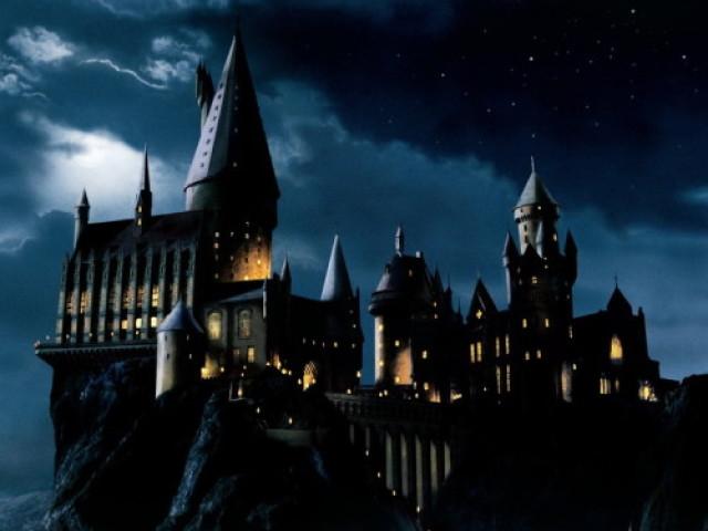 Sua casa em Hogwarts: chapéu seletor!