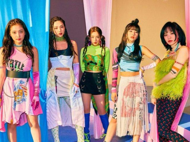 Advinhe o grupo pelo k-idol!