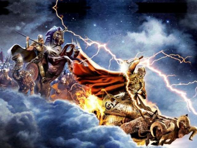 O quanto você sabe sobre a Mitologia Nórdica?