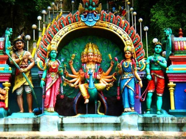 Qual é o seu deus hindu?