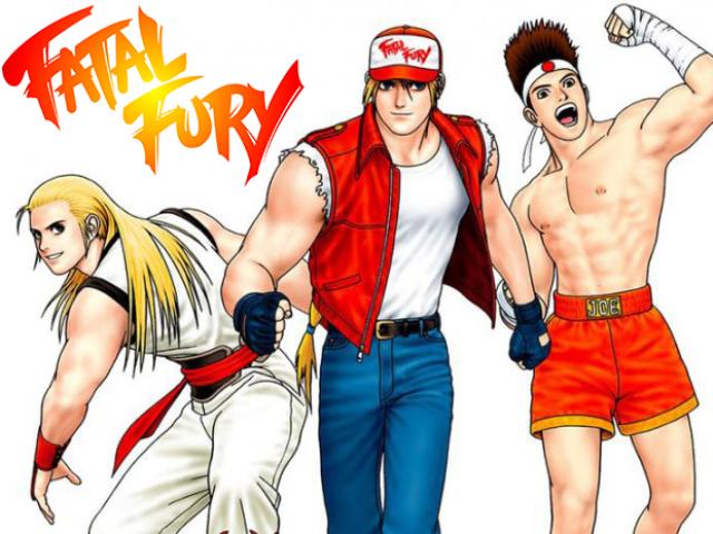 Qual personagem de Fatal Fury você se parece?