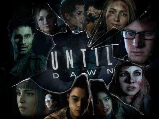 Você conhece Until Dawn?