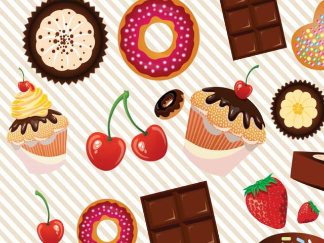 Você sabe o nome desses doces?