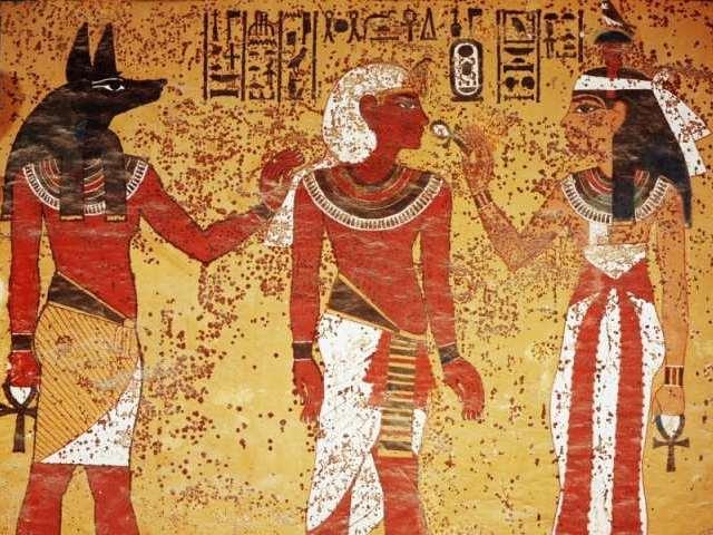 Qual deus egípcio você seria?