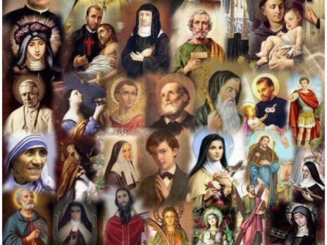 Qual Santo canonizado mais se parece com você?