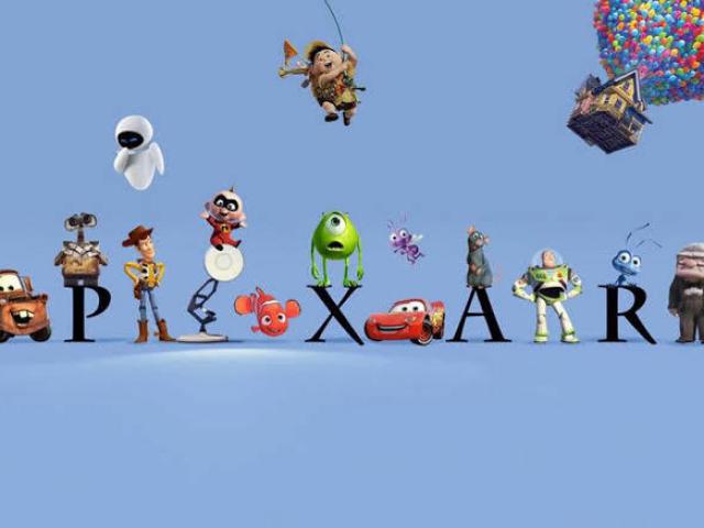 Você conhece a Pixar Animation Studios (Disney Pixar)?