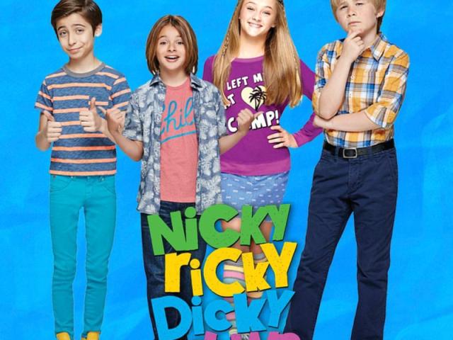 Quem você é em Nicky Ricky Dicky e Dawn?