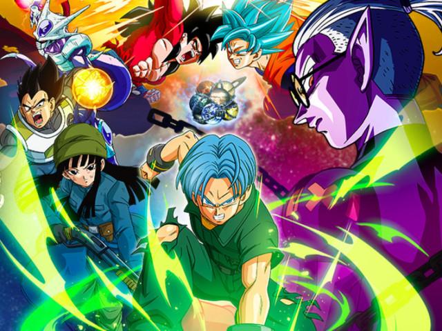 Você conhece Super Dragon Ball Heroes?