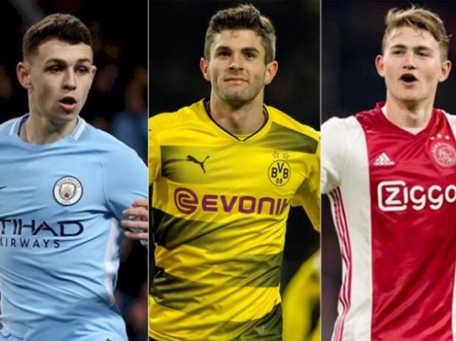 Você conhece esses jogadores de Futebol?