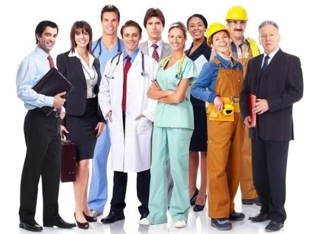 Qual profissão mais combina com a sua personalidade?