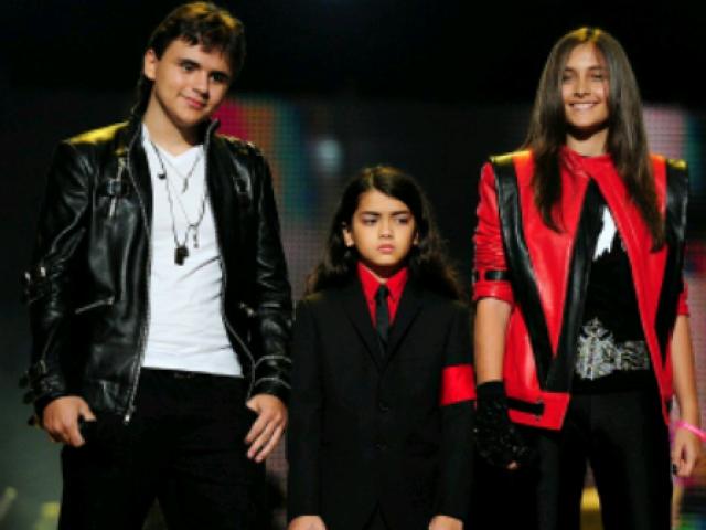 Qual dos filhos do Michael Jackson você seria?