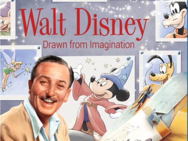 Você conhece o Walt Disney?