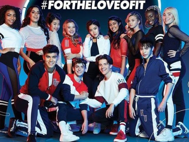 🌠|Monte a sua vida no grupo Now United|🌠