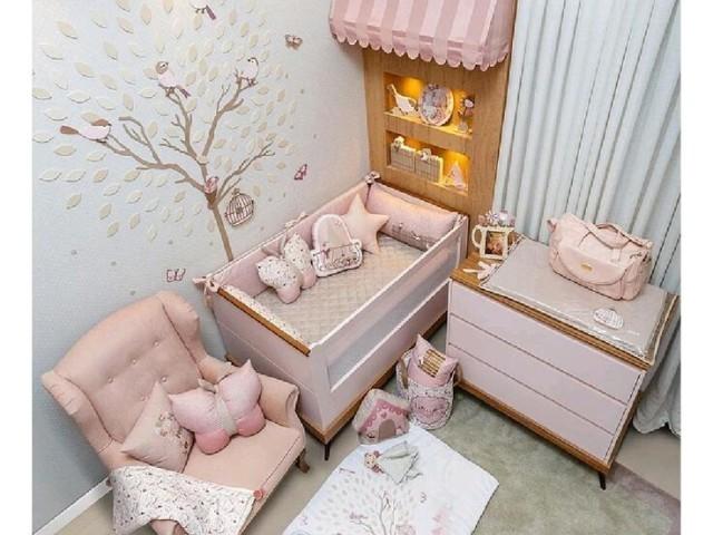 Monte o quarto da sua filha!