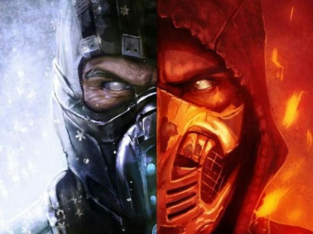 Você é realmente um fã de Mortal Kombat?