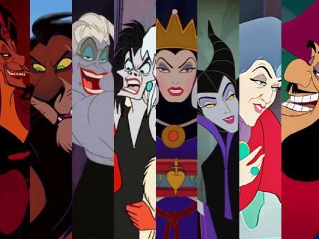 Será que você consegue passar nesse teste sobre os vilões da Disney?