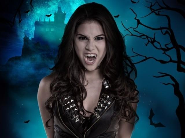 Quem você seria em Chica Vampiro?