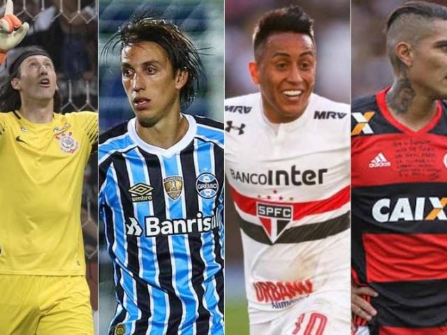 Você conhece esses jogadores Brasileiros?