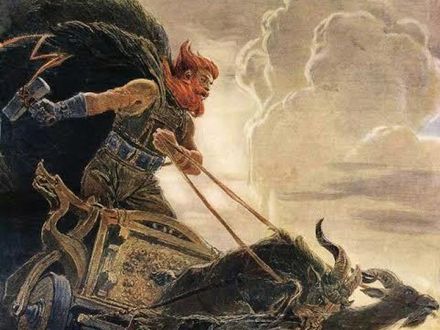 Você não sabe nada sobre mitologia nórdica!?