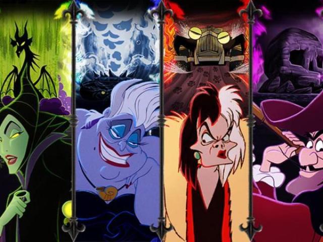 Qual dos vilões da Disney você seria?
