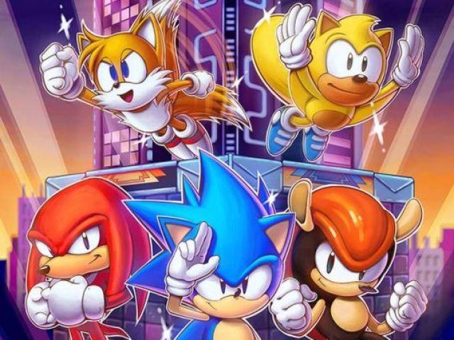 O Quanto você conhece de Sonic?