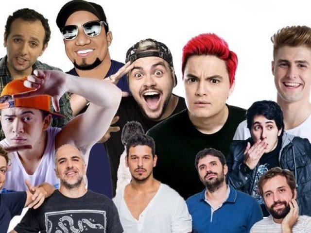 Teste de conhecimento sobre os youtubers!