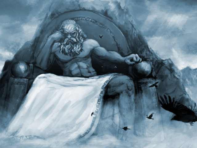 Qual vilão da mitologia grega você seria?