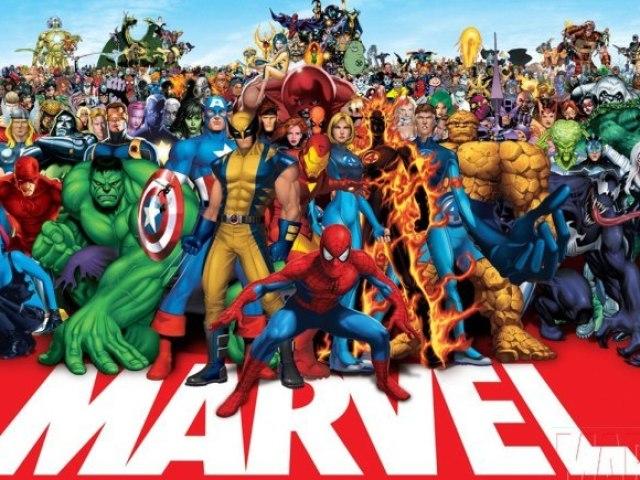 Você conhece a Marvel Comics?