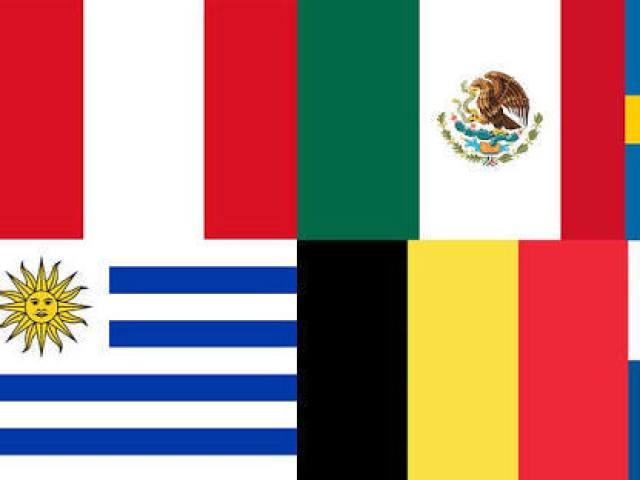 Você é bom em reconhecer bandeiras?