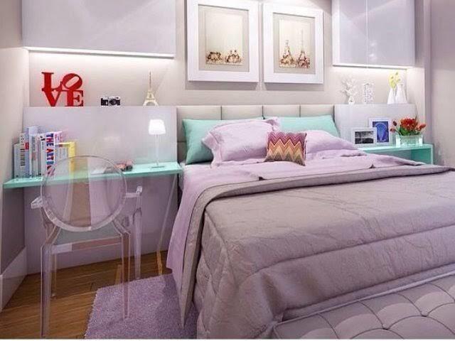 Qual seria seu quarto ideal?