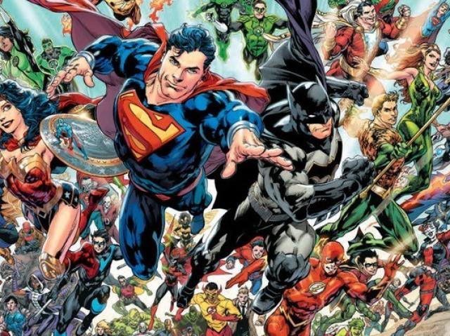 Qual herói da DC Comics você é (Parte 1)?