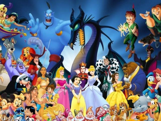 Qual música da Disney te representa?