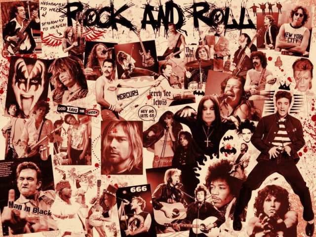 Qual astro do rock tem a personalidade parecida com a sua?