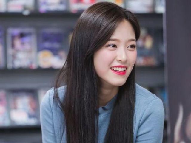 Você conhece a Hyunjin do LOONA?