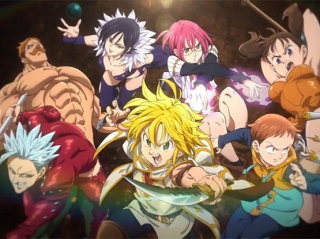 Quem você seria no mundo de Nanatsu no Taizai?