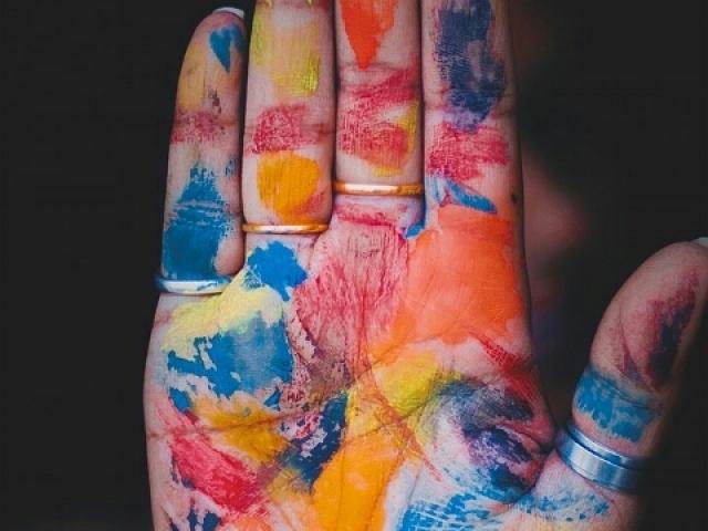 Qual é a cor da sua vida?