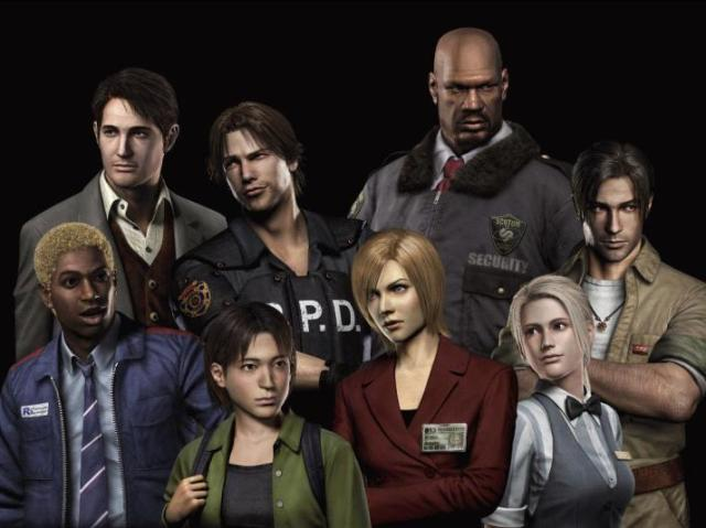 Quem você seria em Resident Evil Outbreak?
