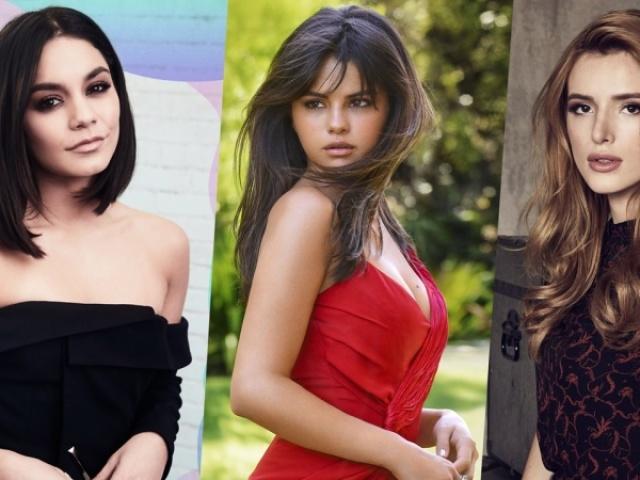 Qual atriz da Disney você é?