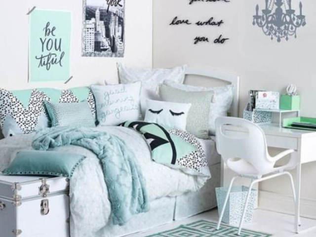 Estilo do seu quarto do futuro! 🌷