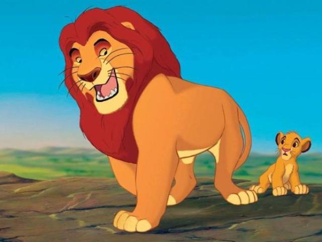 Quem você seria em Rei Leão?