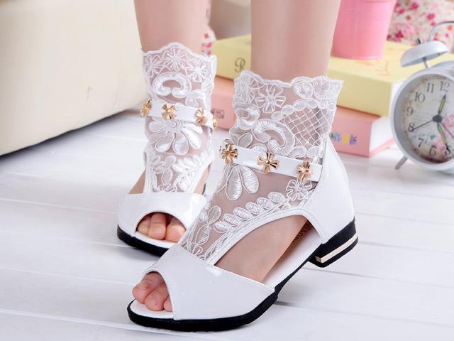 Como seria o seu sapato de princesa?