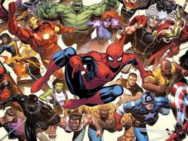 Qual personagem da Marvel peso pesado top você seria?