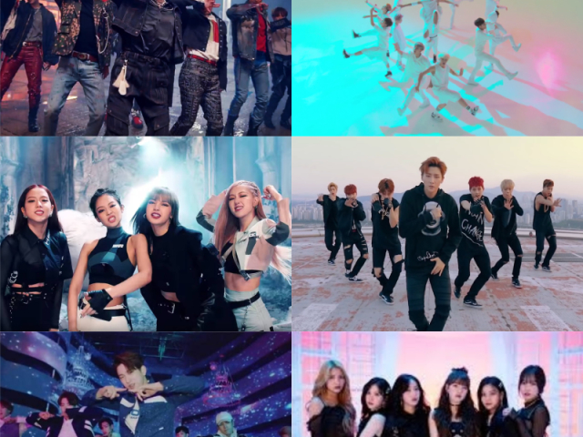 Adivinhe qual o MV de K-Pop! (HARD)