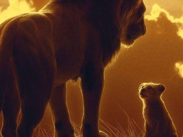 Quem disse isso em Rei Leão?