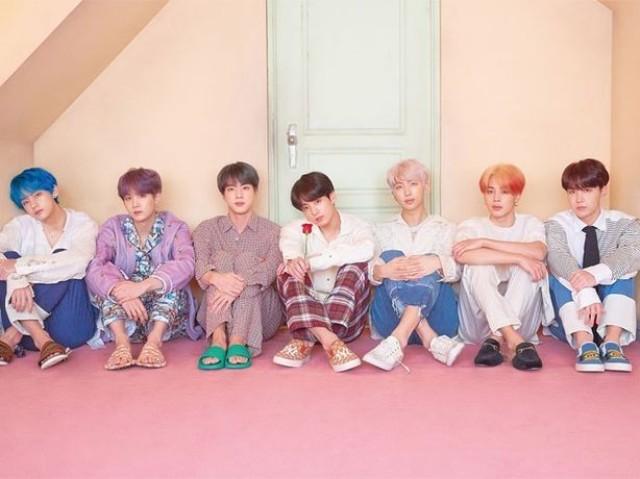 Quem do BTS seria seu príncipe encantado?