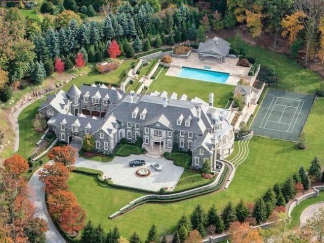 Como seria a sua mansão?