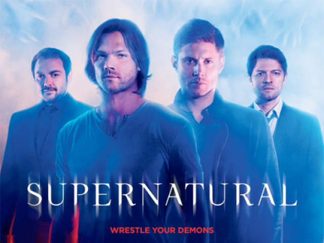 Qual personagem você séria em Supernatural 👻?